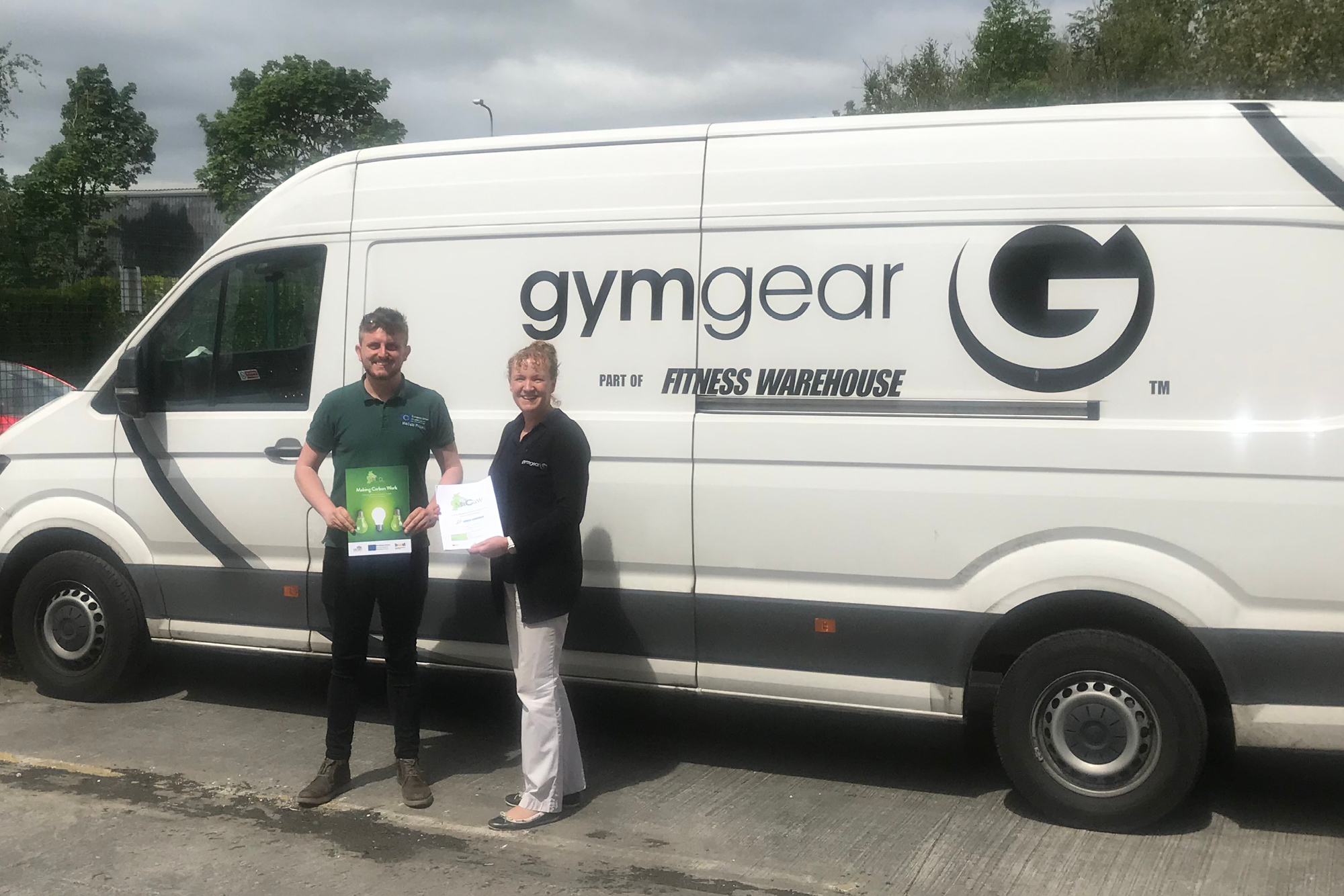 Fitness firm in peak condition thanks to carbon-cutting audit