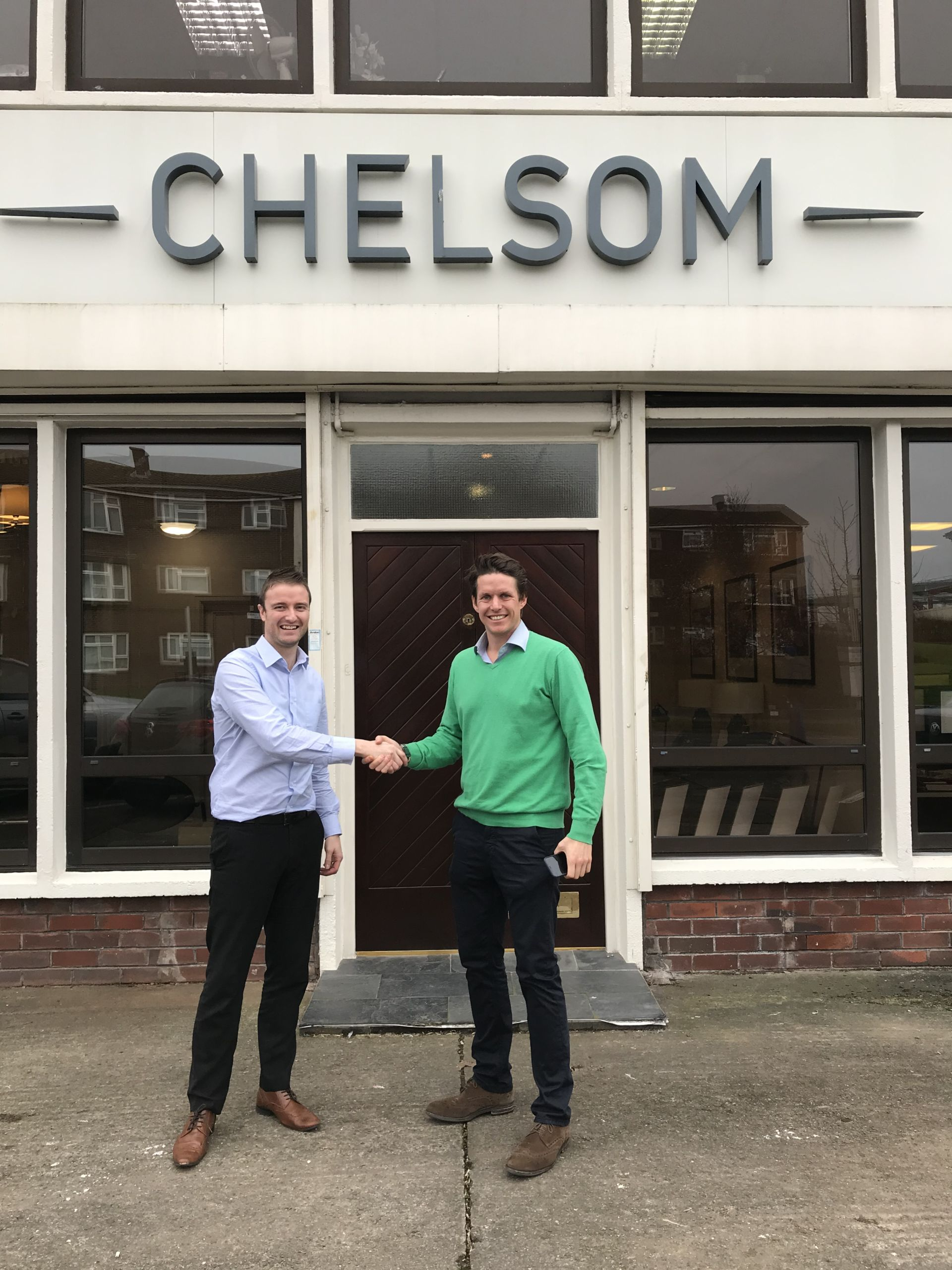 Lightbulb moment as Chelsom goes green
