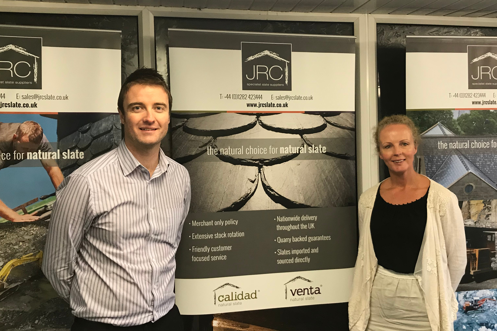 JRC Roofing Sees the Light